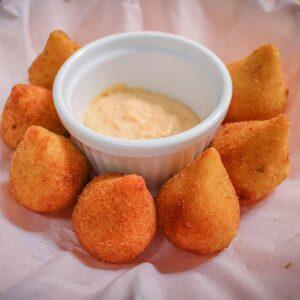 CoDonde comer Coxinhas en Lima-Perú